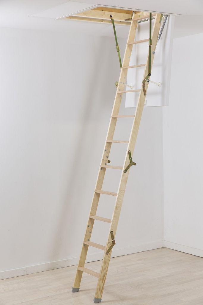 Чердачная лестница Орёл